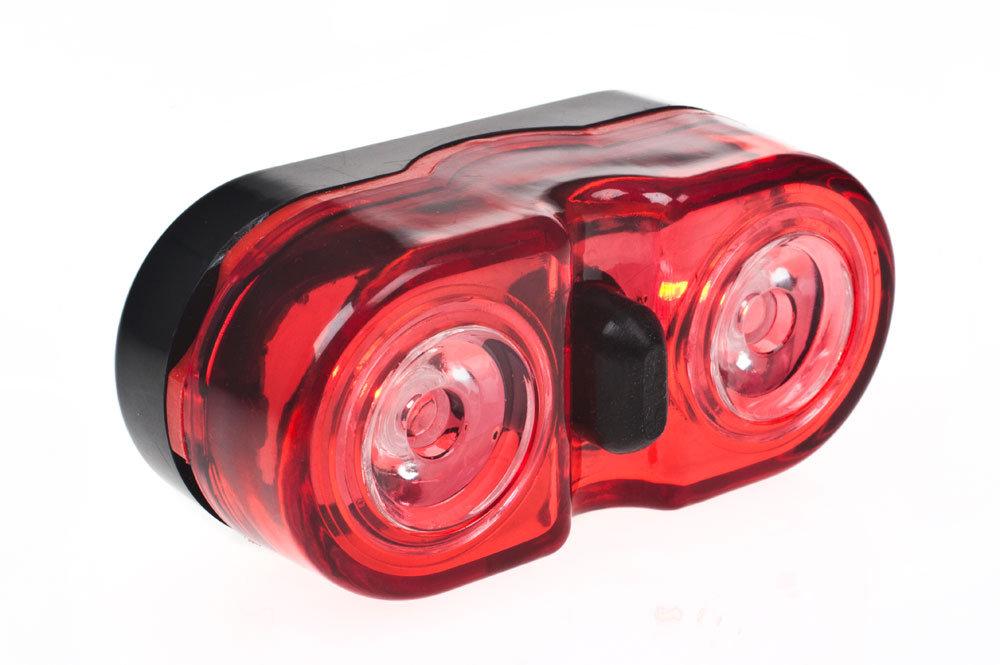 Задний фонарь-габарит BicycleLight 2x0.5W диода