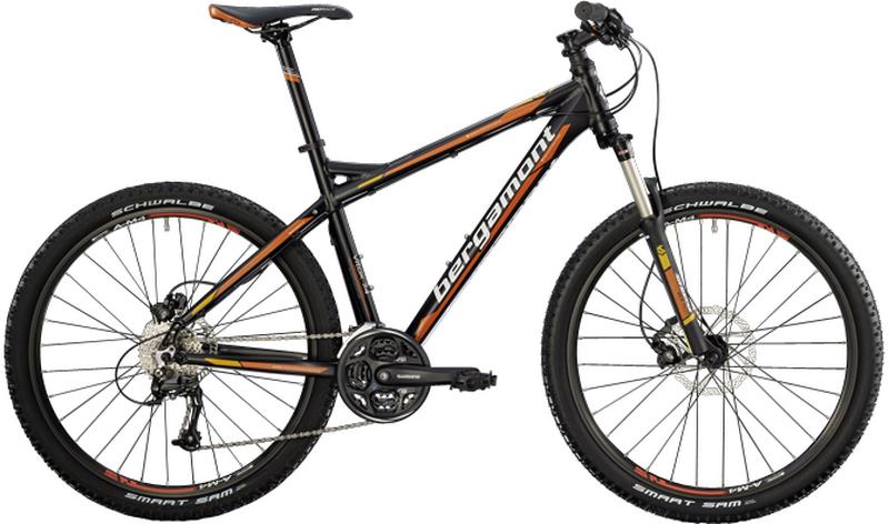 Велосипед Bergamont Vitox 7.4 C1 2014