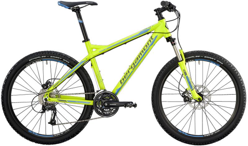 Велосипед Bergamont Vitox 7.4 C2 2014