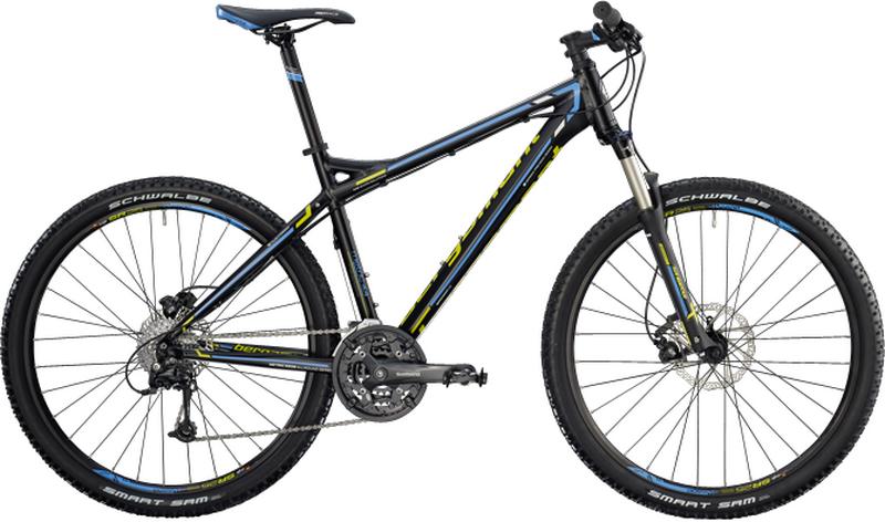 Велосипед Bergamont Metric 4.4 2014
