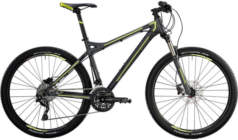 Велосипед Bergamont Metric 5.4 2014