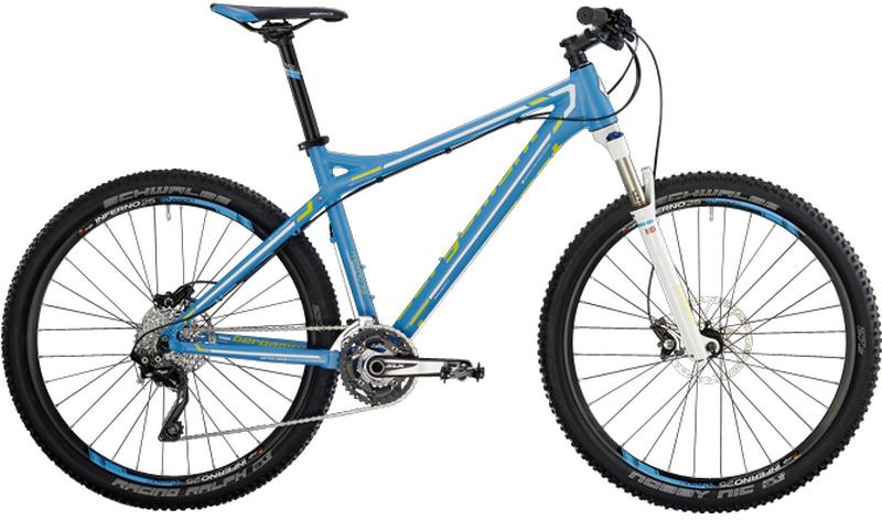 Велосипед Bergamont Metric 7.4 2014