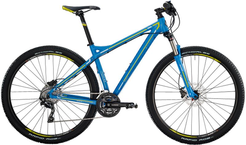 Велосипед Bergamont Revox 5.4 2014