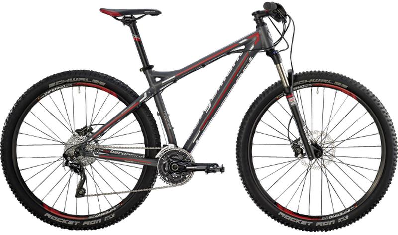 Велосипед Bergamont Revox 6.4 2014