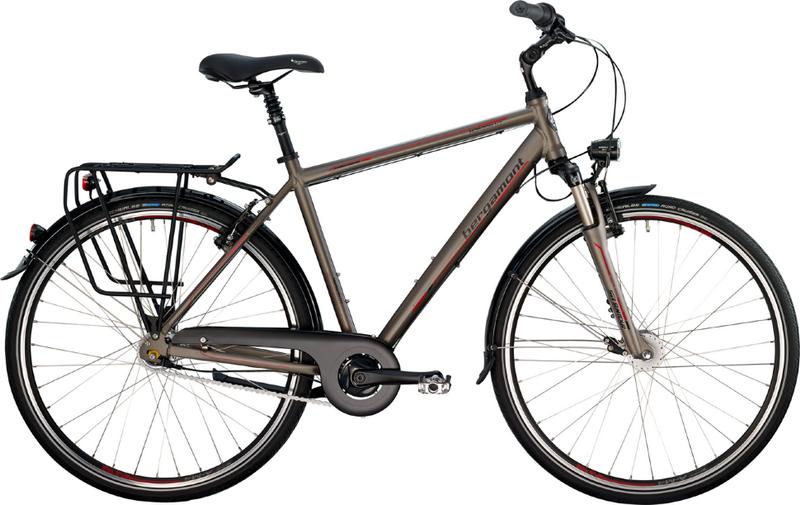 Велосипед Bergamont Horizon N7 Gent 2014