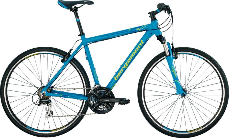 Велосипед Bergamont Helix 2.4 Gent 2014
