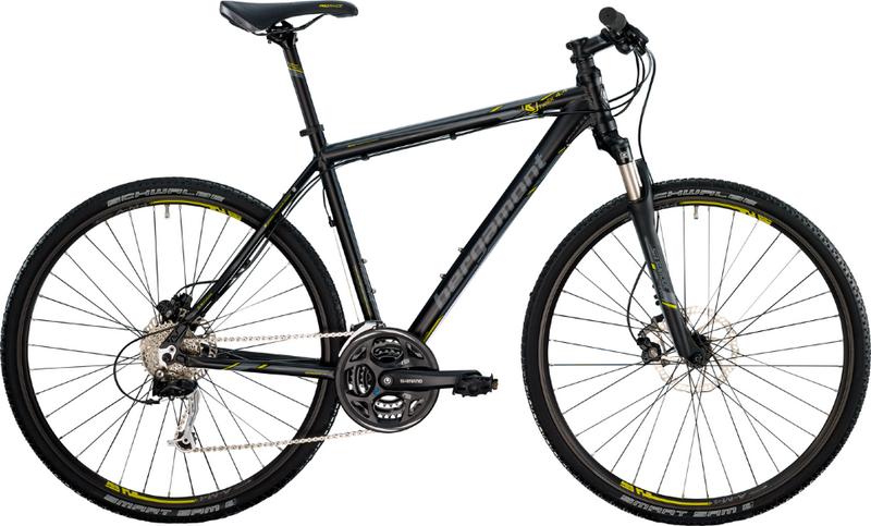 Велосипед Bergamont Helix 4.4 Gent 2014