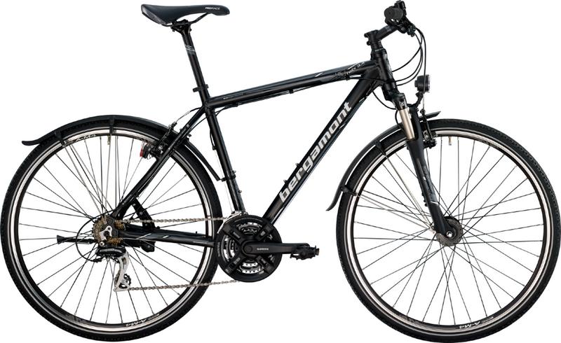 Велосипед Bergamont Helix 3.4 EQ Gent 2014