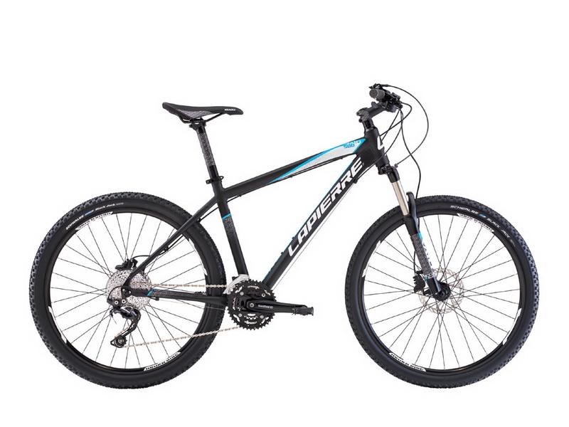 Велосипед Lapierre Raid 500 2014