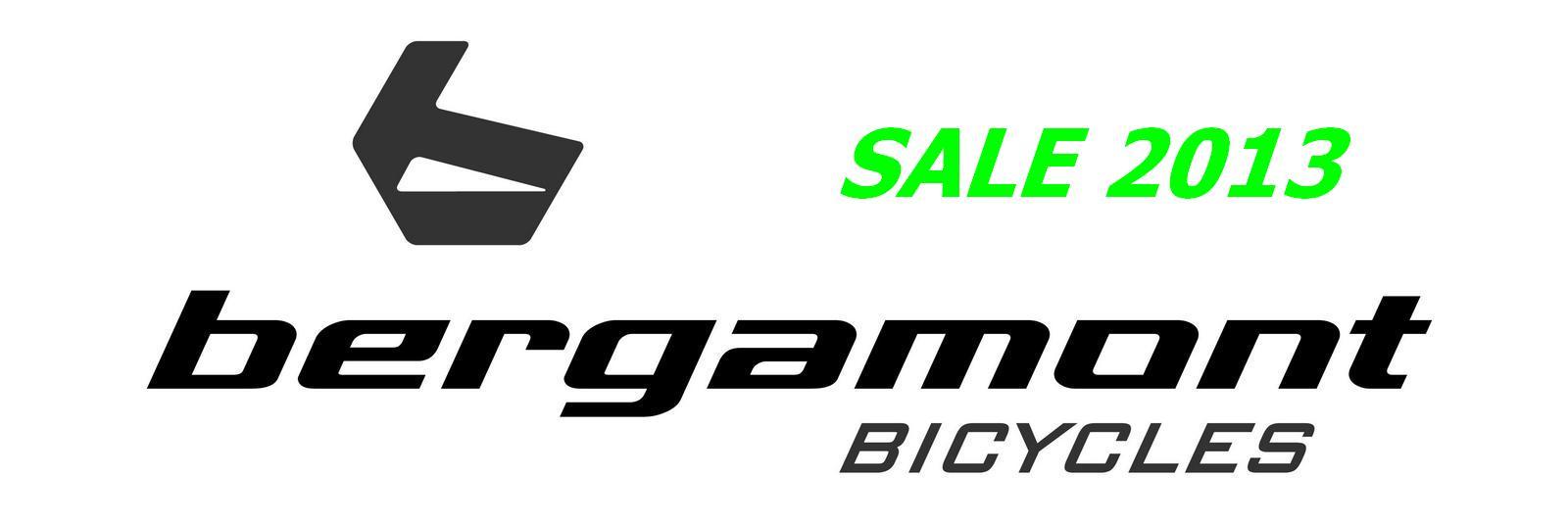 Велосипеды Bergamont 2013 - распродажа остатков прошлого сезона - Сервис MULTI