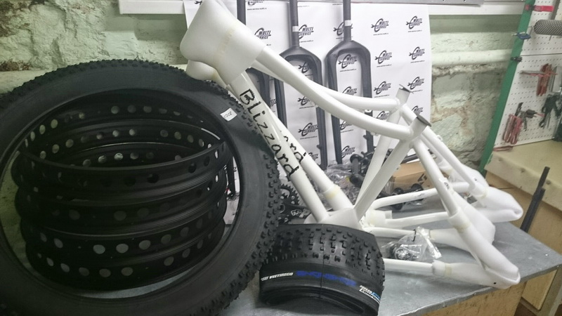 Поставка Sarma Bikes