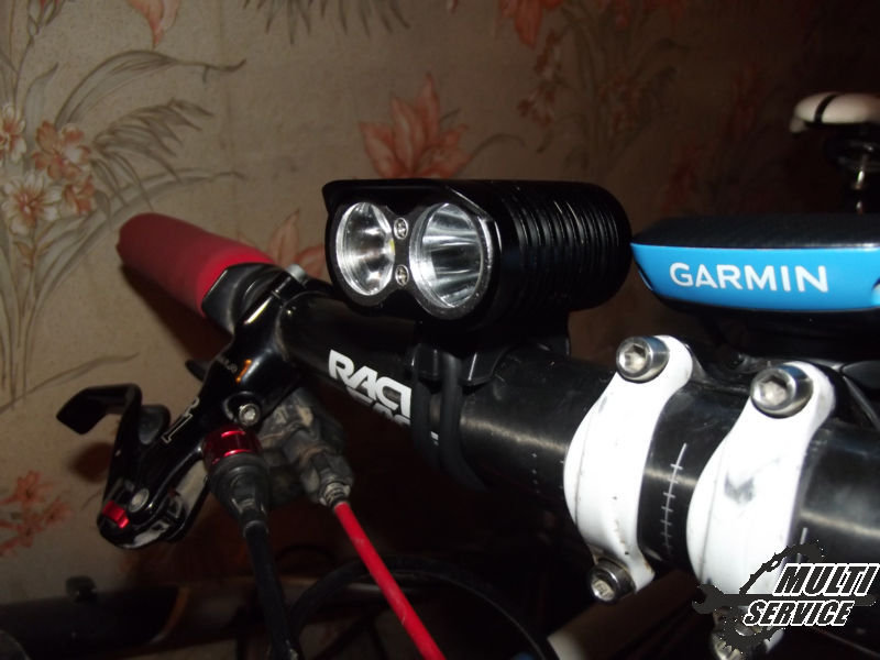 фара BicycleLight 2000 Lumens CREE XM-L U2