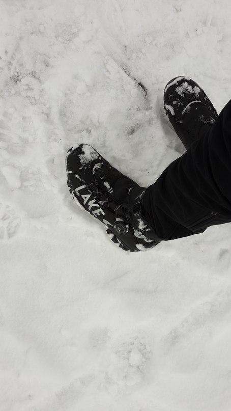 Зимние ботинки Lake MXZ 303-X