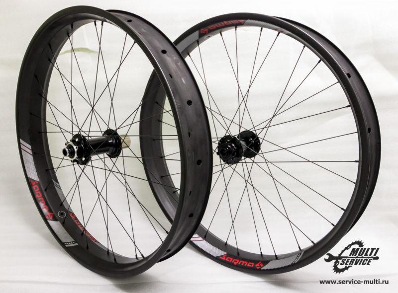 Обзор карбоновых колес для фэтбайка Sarma Naran 80
