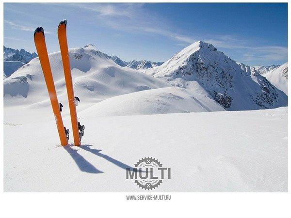 Открытие зимнего сервиса - сезон не за горами, а в горах!