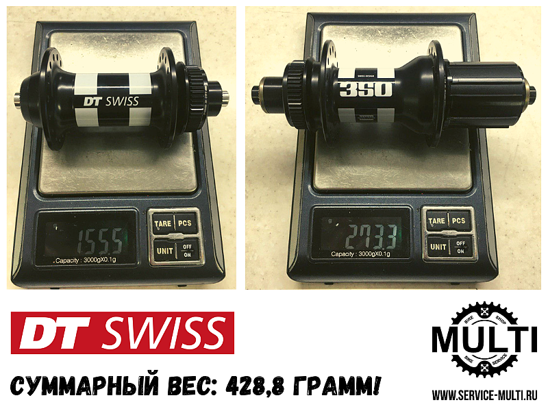 DT Swiss 350, Hope и Sapim Race - отличное сочетание для прочных и надёжных колёс!