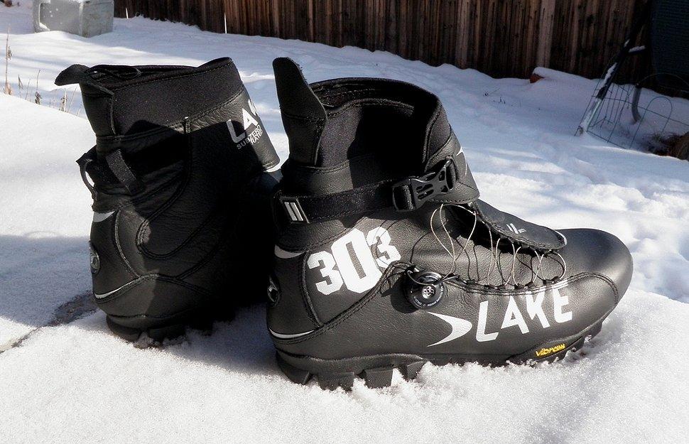 Ботинки контактные Lake MXZ 303 - Сервис MULTI