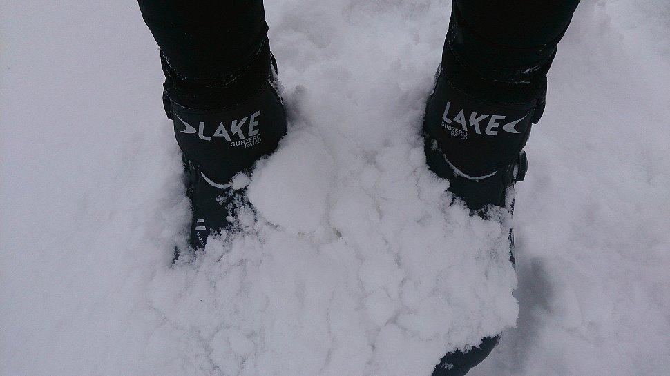 Обувь Lake MXZ 303 - Сервис MULTI