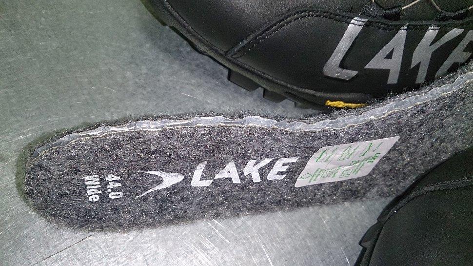 Стелька в обувь Lake MXZ 303 - Сервис MULTI