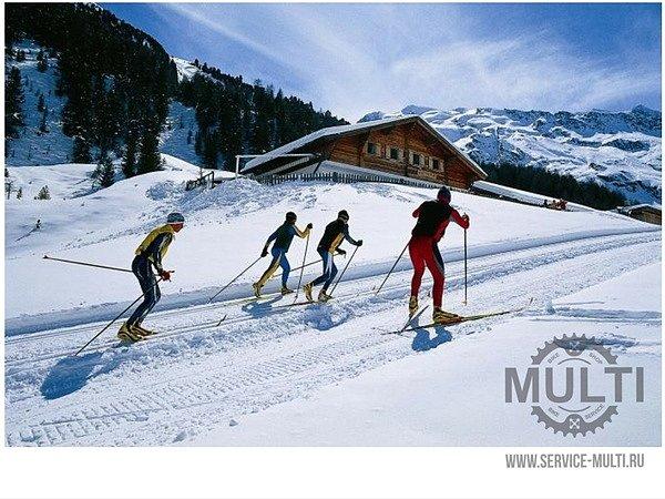 Как и где подготовить беговые лыжи к сезону 2016-17?! конечно же в MULTI!