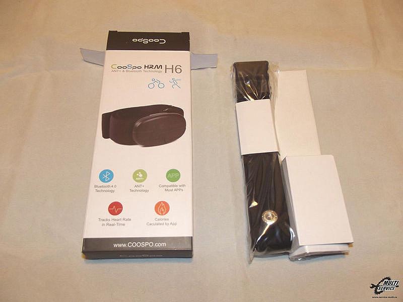 Универсальный беспроводной датчик сердцебиения Sport HRM Bluetooth 4.0 BLE и ANT+