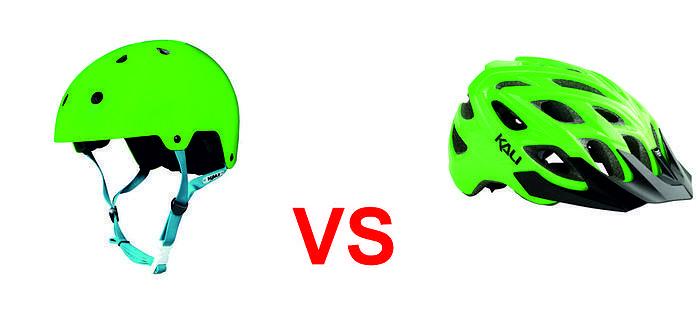 Шлема Kali Protectives для кросс-кантри и стрита/дерта