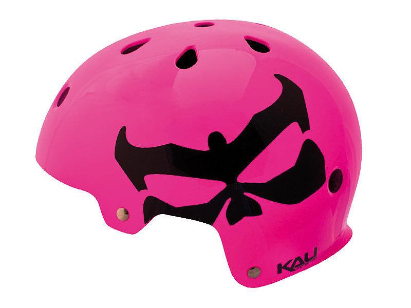 Шлем Kali Protectives MAHA™ Logo Neon Розовый