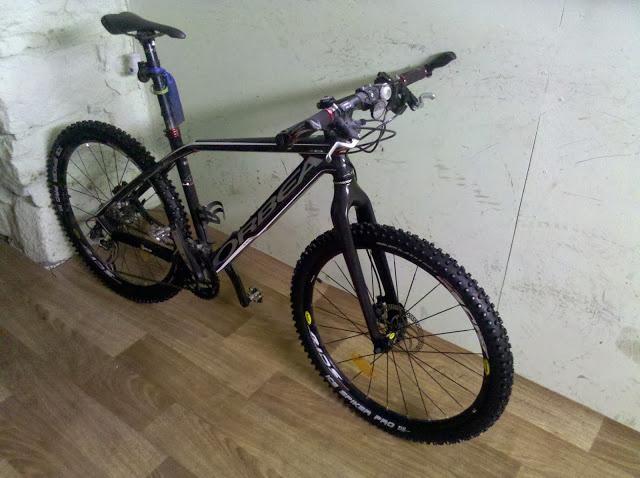 Велосипед на жесткой карбоновой вилке Carbon 26er - Сервис MULTI