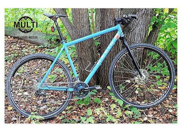Заглавное фото к велосипеду Марин