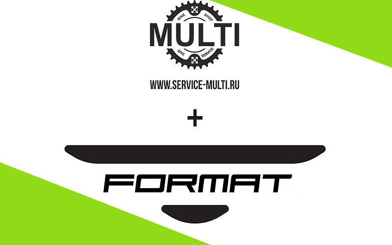 Велосипеды Format 2015 в магазине MULTI