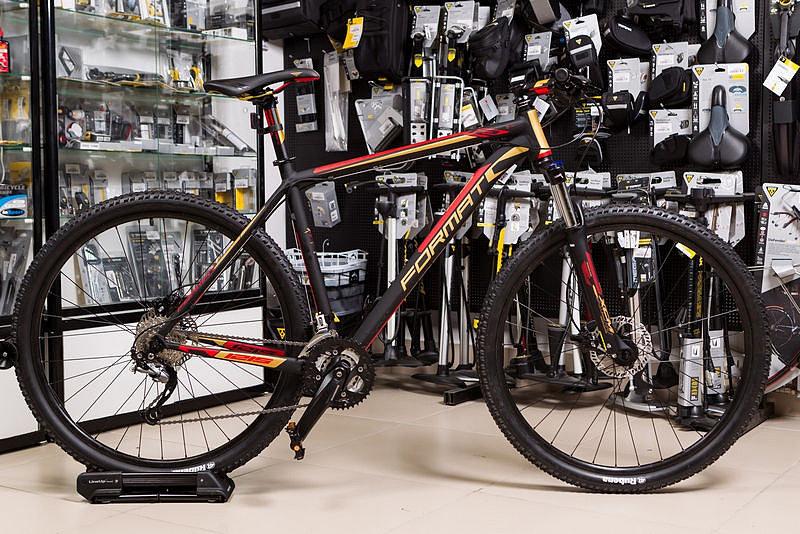 Велосипед Format 1215 29 в MULTI