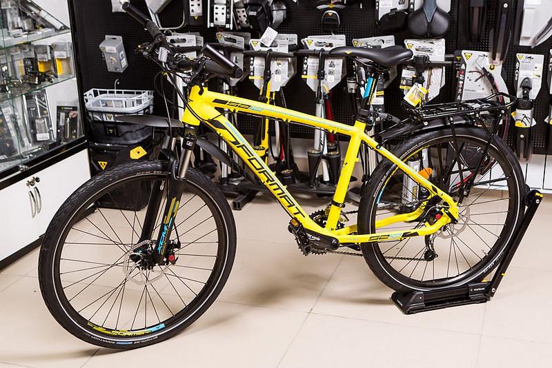Велосипед Format 5212 в MULTI