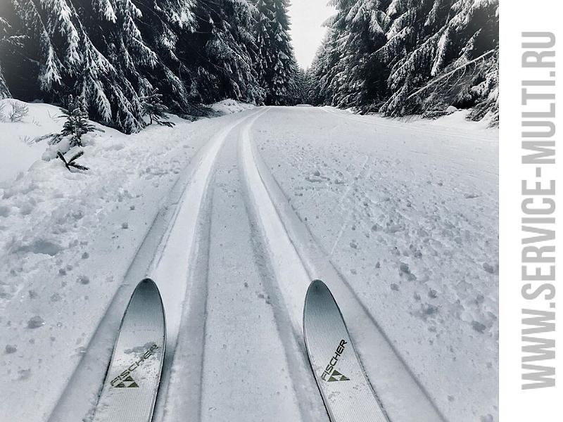 Подготовка беговых лыж к марафонам и не только!