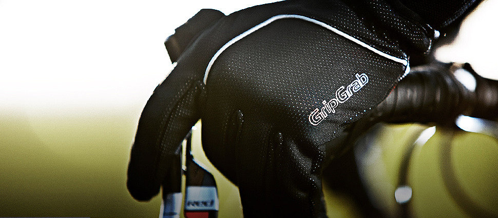 Зимние вело перчатки GripGrab