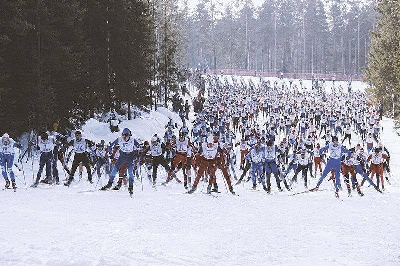 Подготовка лыж к марафону Европа-Азия 2015