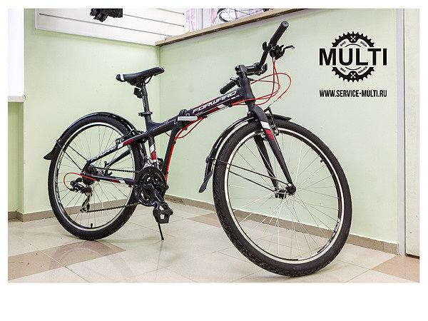 Велосипед FORWARD TRACER - заглавное фото