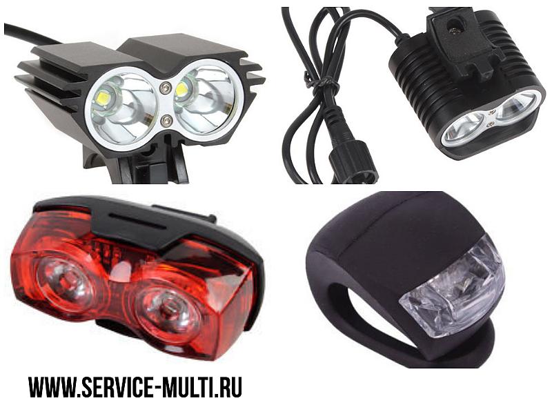 Велосипедный свет в наличии: чтобы светить далеко и замечали все!