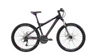 Велосипед Bergamont Vitox 8.3 FMN Black/Purple/White Matt 2013