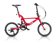 Велосипед JANGO Flik Folding Bike EZ T9 2014