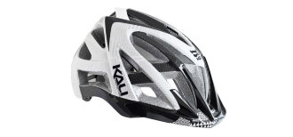 Шлем Kali Protectives AVITA™ Carbon Pattern White