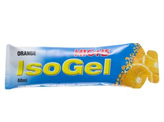 Гель High5 IsoGel в пакетиках 60 мл Спортивный гель High5 IsoGel 60 мл не требующий запивания