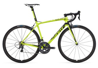 Велосипед GIANT TCR Advanced SL 2 700c 2016
