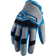 Перчатки FOX Racing Digit Blue/Grey