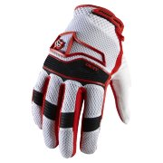 Перчатки FOX Racing Digit Red/White