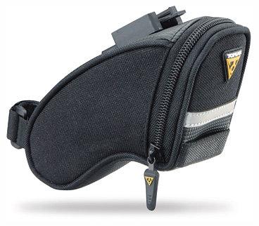 Подседельная сумка TOPEAK Aero Wedge Micro на защелке QuickClick