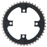 Chainring Shimano XTR SG-X 10S 42T AE BCD 104mm Silver