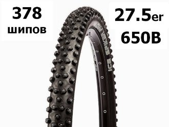 Покрышка Schwalbe Ice Spiker Pro Evolution 378 27.5 x 2.25