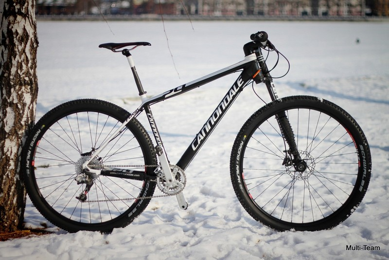 Cannondale Flash Carbon 1 Hi-Mod 29er