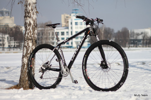 Cannondale Flash 1 29er Custom
