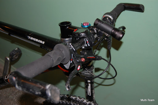 Cannondale Carbon Taurine SL - bar components